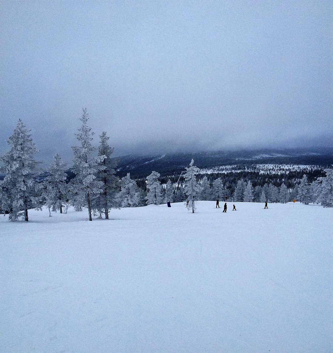 Erwtensoep over de grens, wintergerechten uit Zweden en Oostenrijk