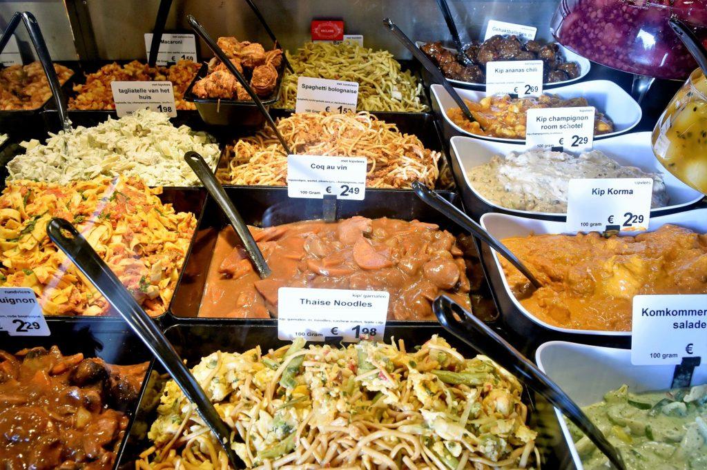 versbereide maaltijden van thais tot hollands