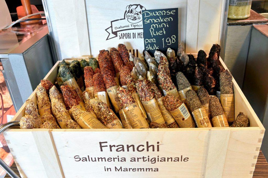 kwaliteitsworstjes uit Italië